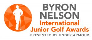 byron nelson international junior golf award