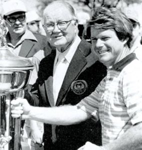 tom watson and byron nelson