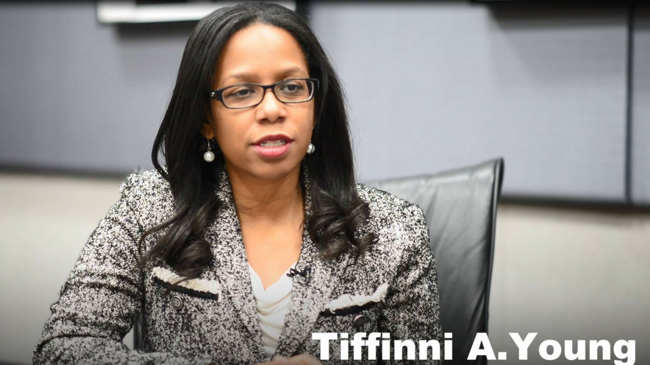 Tiffinni A. Young